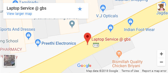 authorised dell laptop service center